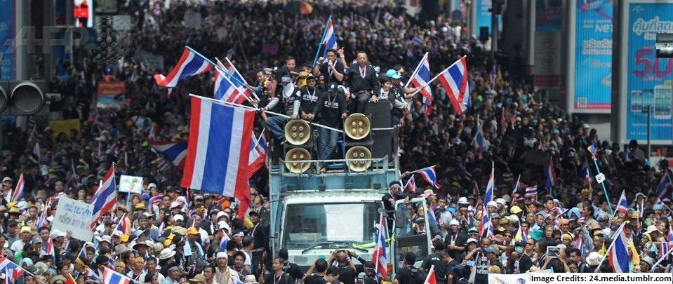 Political Turmoil in Thailand