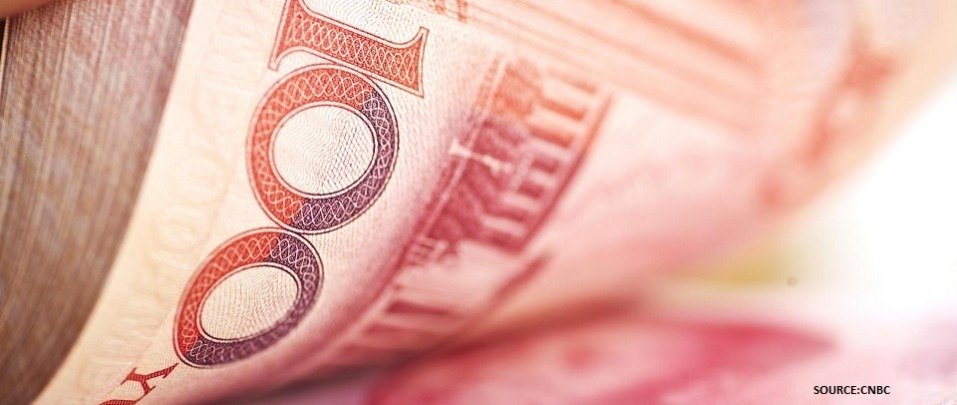 China Deploys Dollars to Defend Yuan