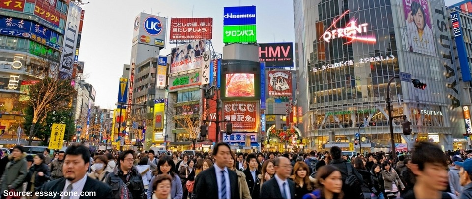 Japan's Growing Above Its Potential