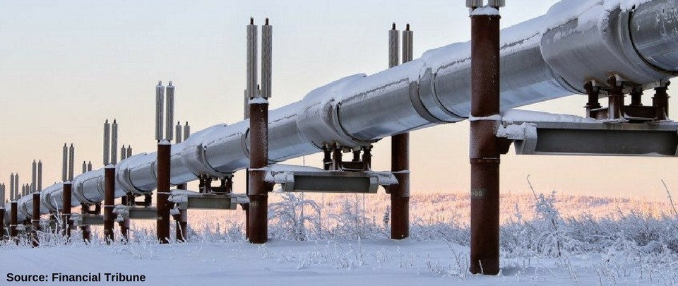 Oil - Russia's Political Weapon?
