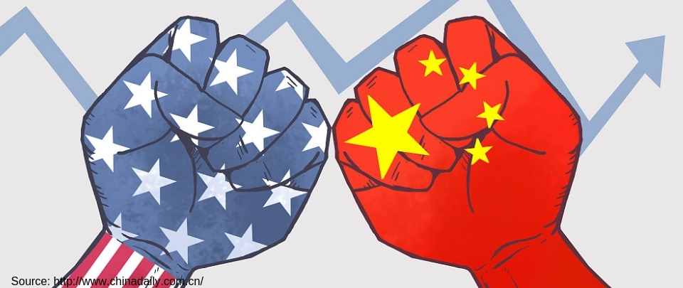 US-China Spat & Brexit Continue to Overhang
