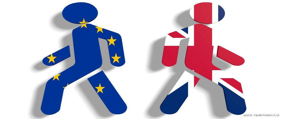 Cash Build Up Ahead Of Brexit