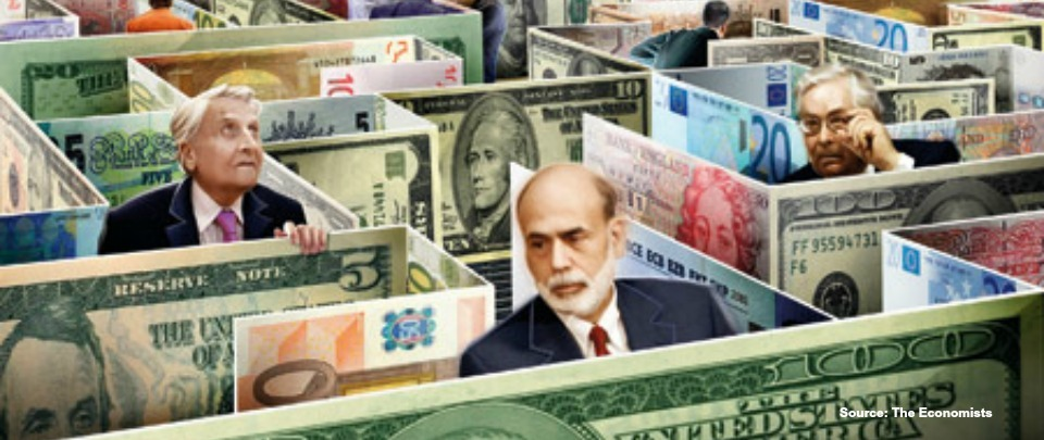 Will Major Central Banks 'Get It Done'?