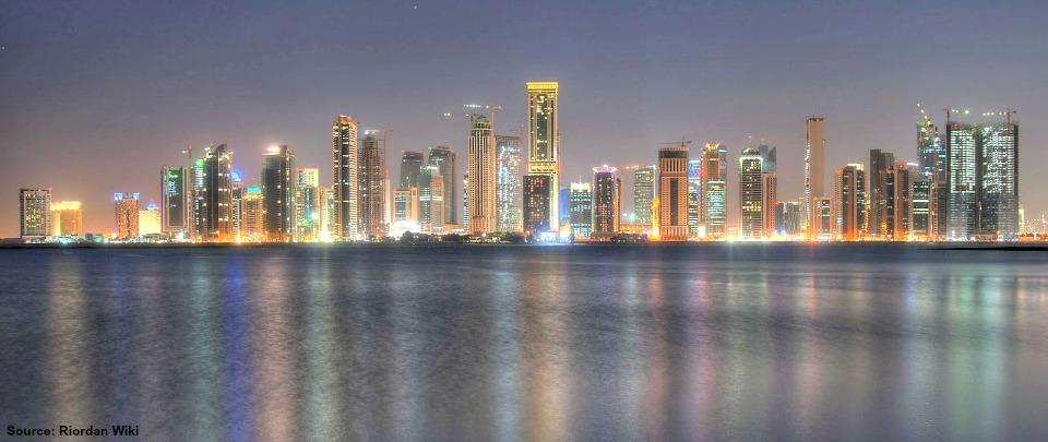 Markets Taking Qatar Rift in Stride