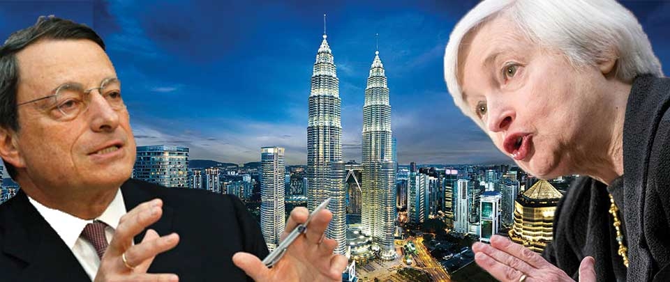 How Will Fed, ECB's 'Normalising' Affect Malaysia?