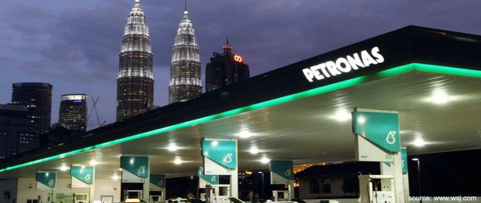Petronas 1Q'16 Report Card