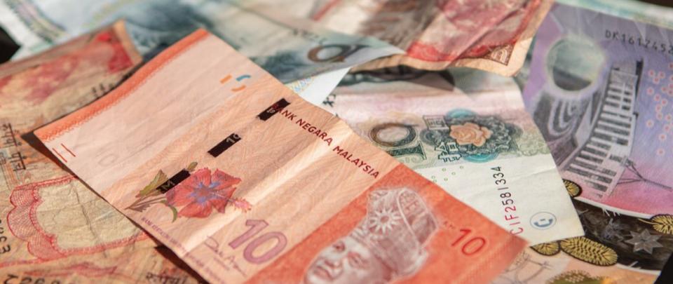 Ringgit vs. US dollar