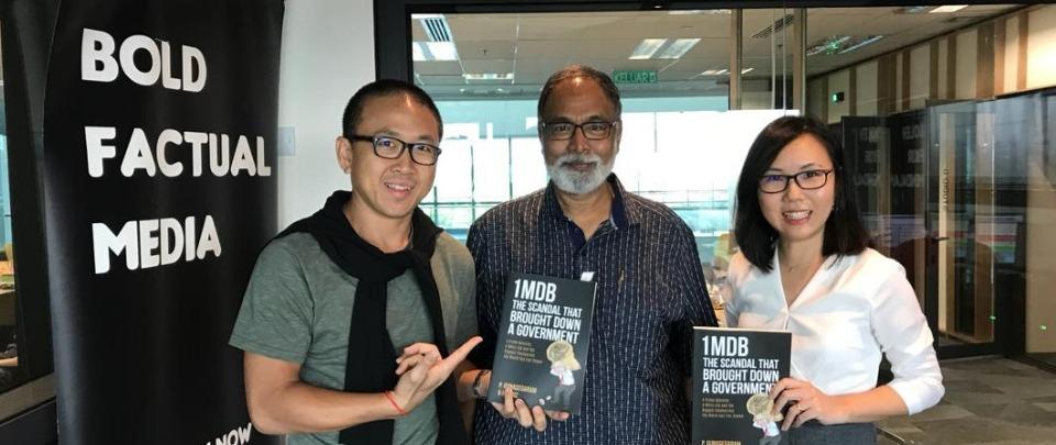 Malaysia's First 1MDB Book