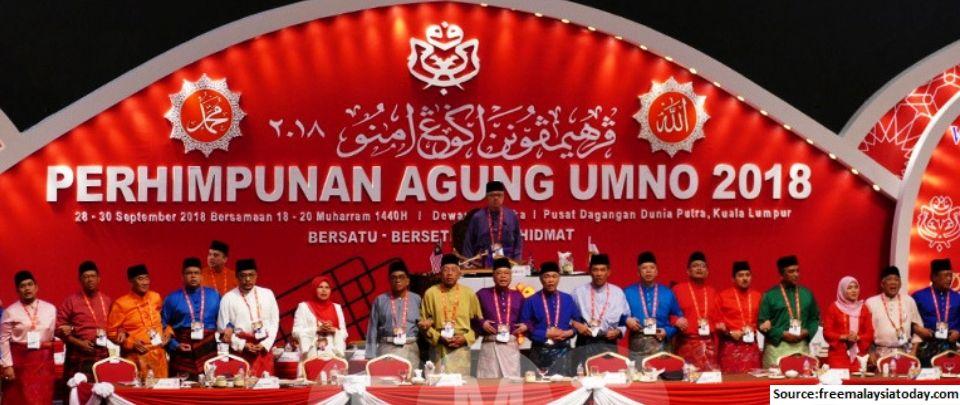 UMNO - The Elephants in the Room