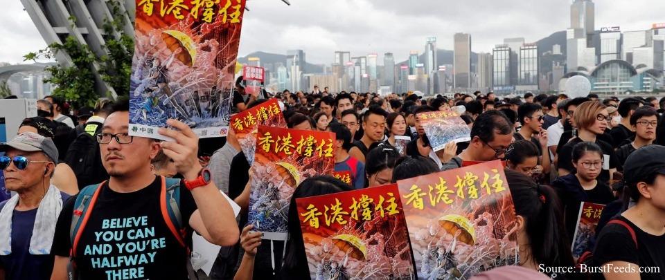 Hong Kong at Crossroads