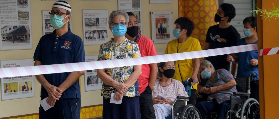 In Pandemic Polls, Singaporeans Vote for Political Diversity