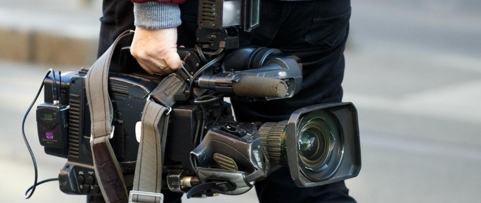 The Fine Line between a Documentary and a News Report
