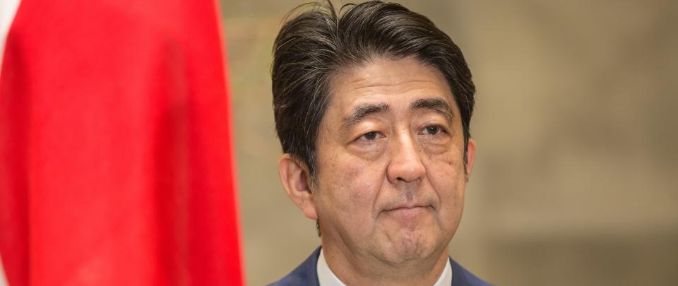 Sunset on Abenomics?