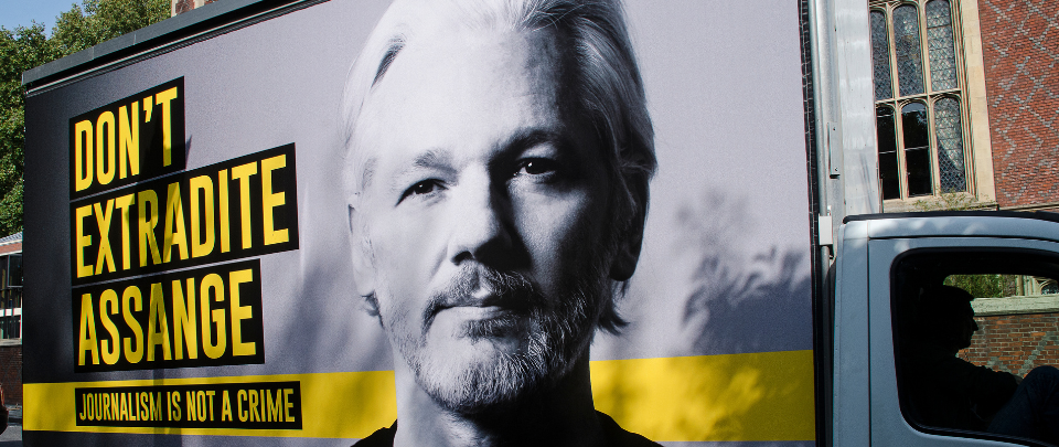 Julian Assange And The New York Times Problem