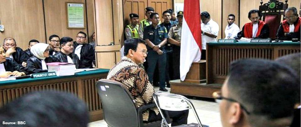 Indonesia's Blasphemy Debacle