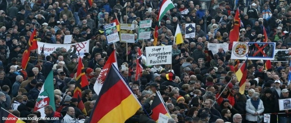 Germany's Changing Attitudes