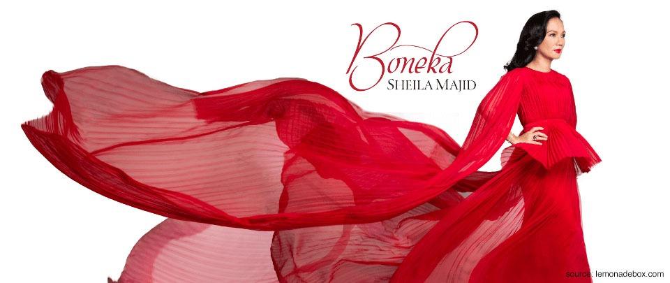 TTON Sheila Majid SPECIAL