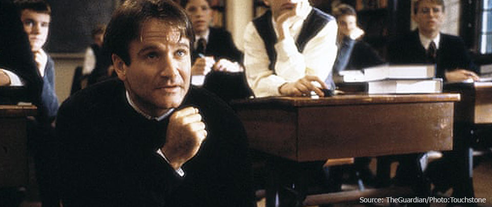 The Daily Digest: Remembering Robin Williams and Dead Poets Society