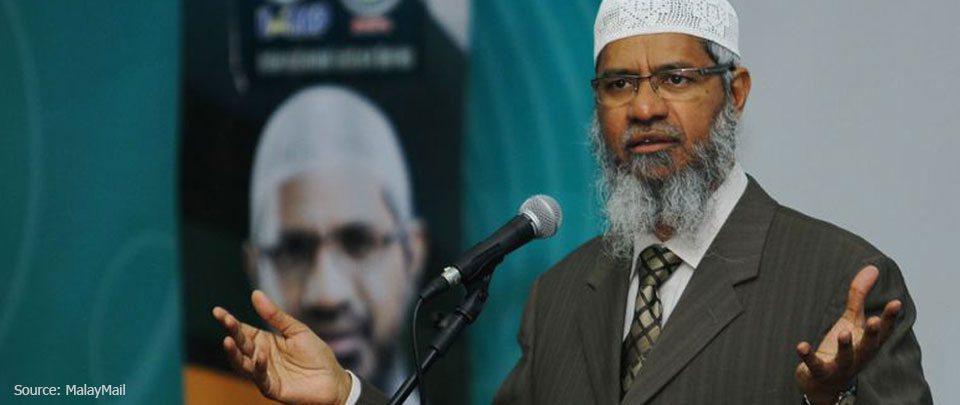 The Daily Digest: Zakir Naik and the Politics of Exclusion