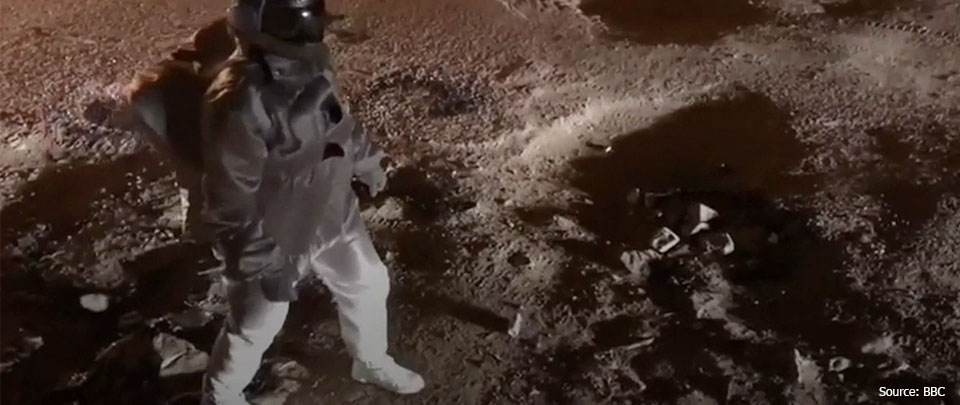 "The Daily Digest: ""Astronaut"" Gets Potholes Fixed"