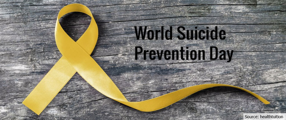 The Daily Digest: World Suicide Prevention Day 2019